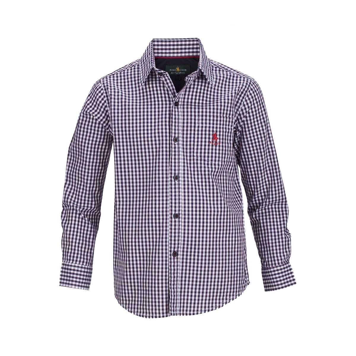 Camisa Cuadros Polo Club Sears Com Mx Me Entiende c52f7a3570134
