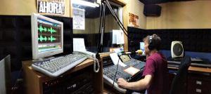 Control técnico de Radio Enlace (Madrid)