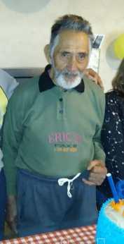Buscan en Roca a un hombre de 84 años