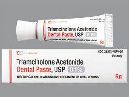 Triamcinolone Oral Paste