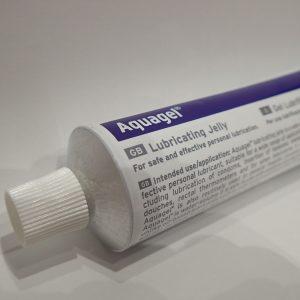 Aquagel Lubricating Jelly 82g Tube
