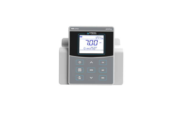 Medidor de pH de mesa