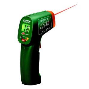 42500: Minitermómetro de infrarrojos Termómetro de infrarrojos 6:1 compacto con puntero láser