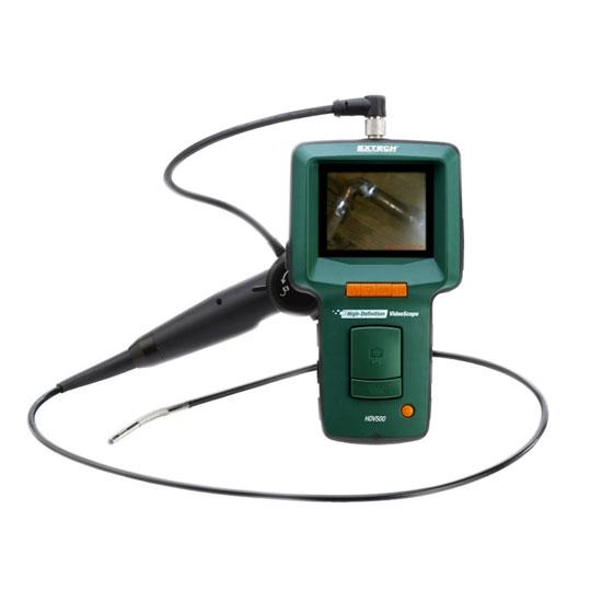 HDV540: Kit de videoscopio articulado de alta definición