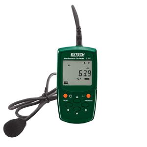 Registrador de datos/dosímetro de ruidos personales