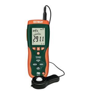 HD450: Fotómetro con registrador de datos para trabajos pesados