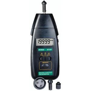 Tacómetro de contacto de alta precisión