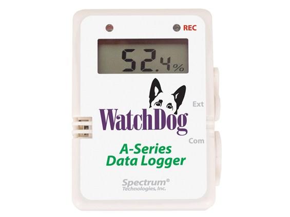 Registrador WachDog serie A