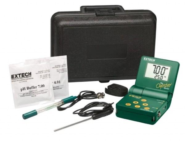 Kit medidor de pH/mV/temperatura Serie Oyster™