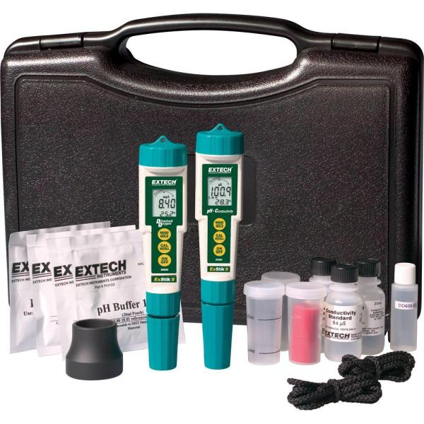 Kit de conductividad/pH/OD ExStik® II