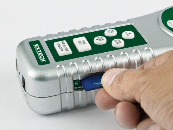 Registrador de datos/Medidor de fuerza de alta capacidad