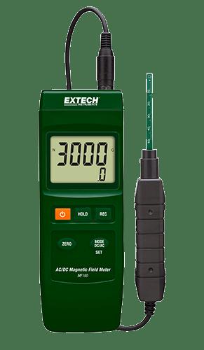 Medidor de campos magnéticos de CA/CC