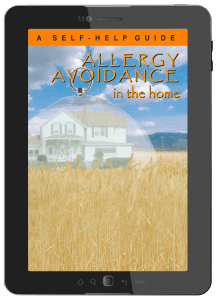 avoiding allergies in the home