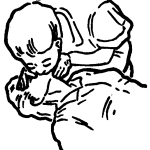 Adult casualty CPR