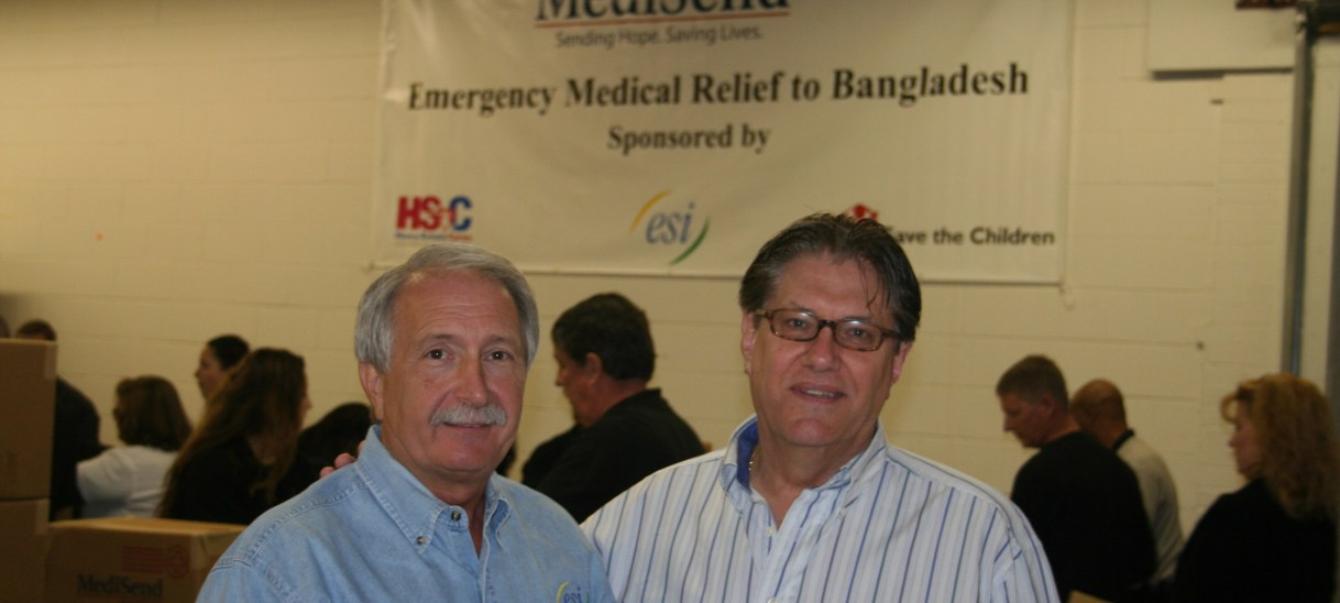 MediSend International Ships Emergency Aid to Bangladesh