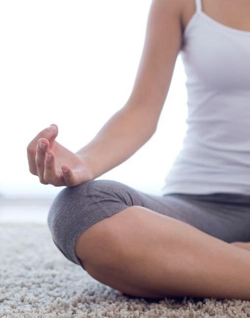 Meditación Alineación corporal