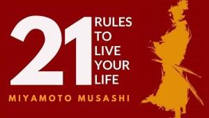 Dokkodo: los 21 preceptos de Miyamoto Musashi
