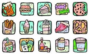 comer mal