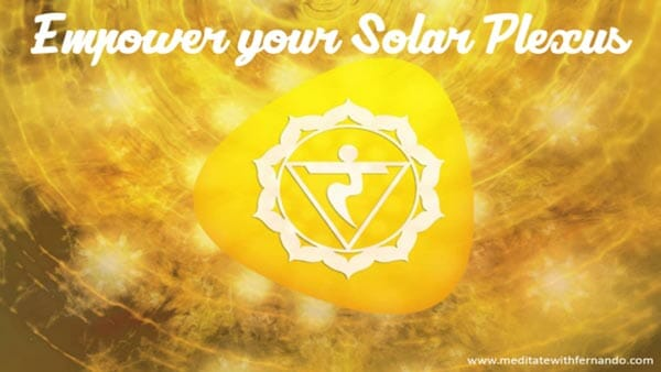 Empower your solar plexus in five easy steps.
