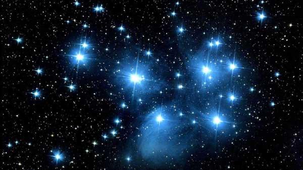 The Pleiades. Home.