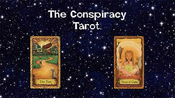 the conspiracy tarot