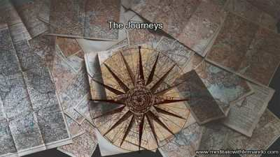 Powerful guided meditations: The journeys