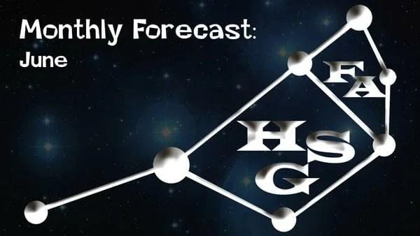 June Forecast.