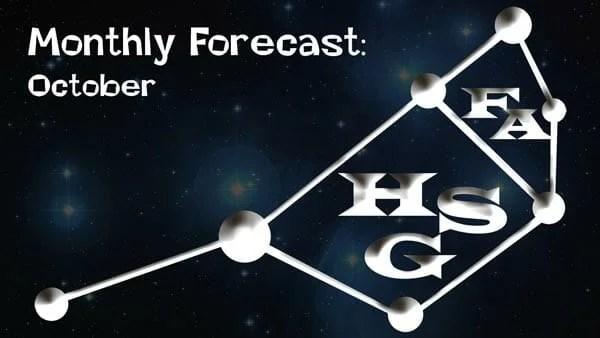 October Forecast 2019.