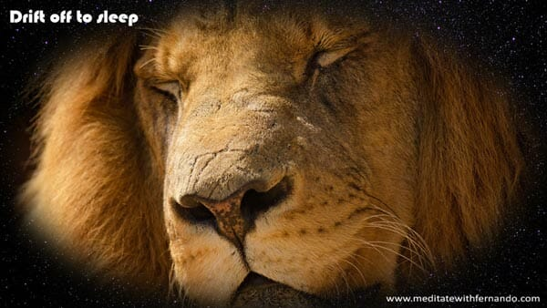 Guided Sleep Meditation: Fall in slumber quickly!