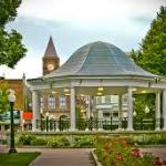 Fairfield Town square