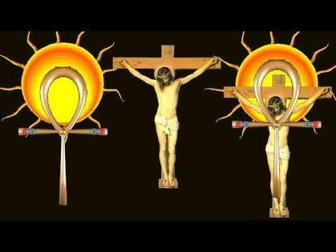 Circulation of the Kundalini Key – Symbolic Meaning of the Egyptian Ankh, the Tartaros and The Black Sun