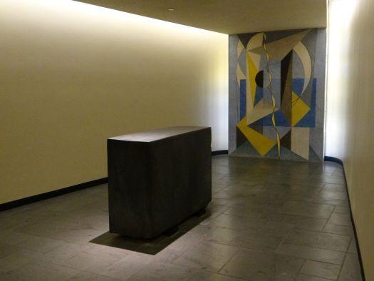 комната медитациии ООН
