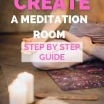 how to create a meditation room step by step guide