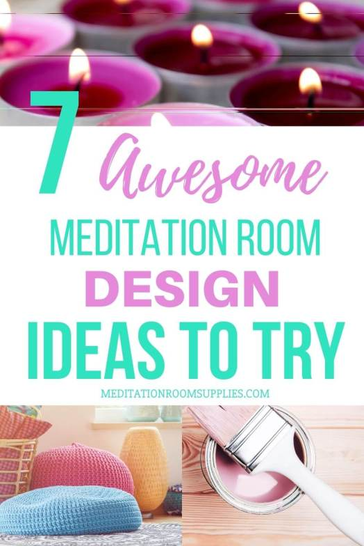 7 awesome meditation room design ideas to try