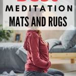 best meditation mats and rugs