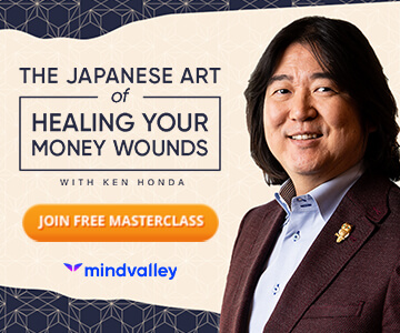 The Japanese Art of Healing Your Money Wounds with ken honda