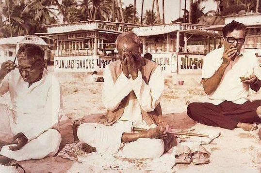 nirupana Nisargadatta beach