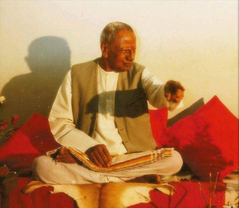 Nisarga yoga Nisargadatta Maharaj