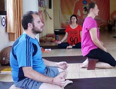 meditation in rishikesh