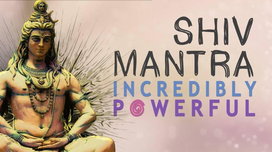 Shiva Mantra - Incredibly Powerful