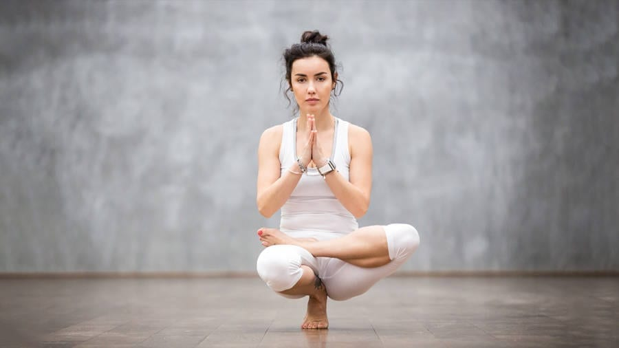 10 Minutes Yoga to Boost your Happiness and Harmony