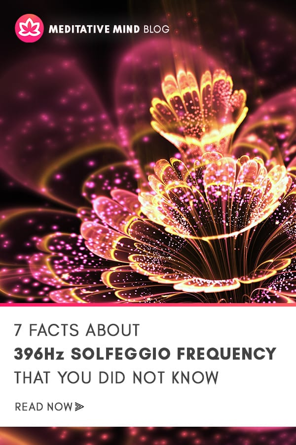 396 Hz Solfeggio Frequency - Facts you did not know