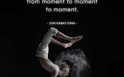 The real meditation practice is how we live our lives from moment to moment to moment.