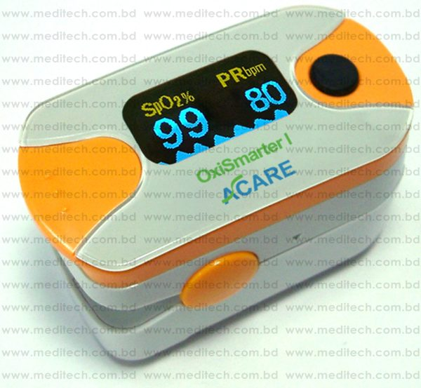 Fingertip Pulse Oximeter (Adult)
