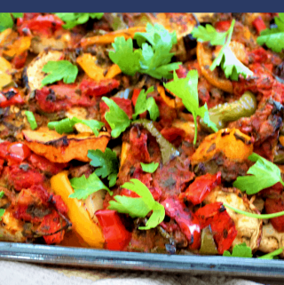Vegan Vegetable Medley Mediterranean Casserole