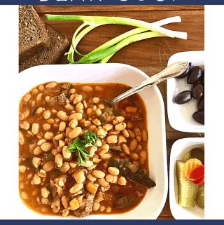 Albanian Fasule, Bean Soup