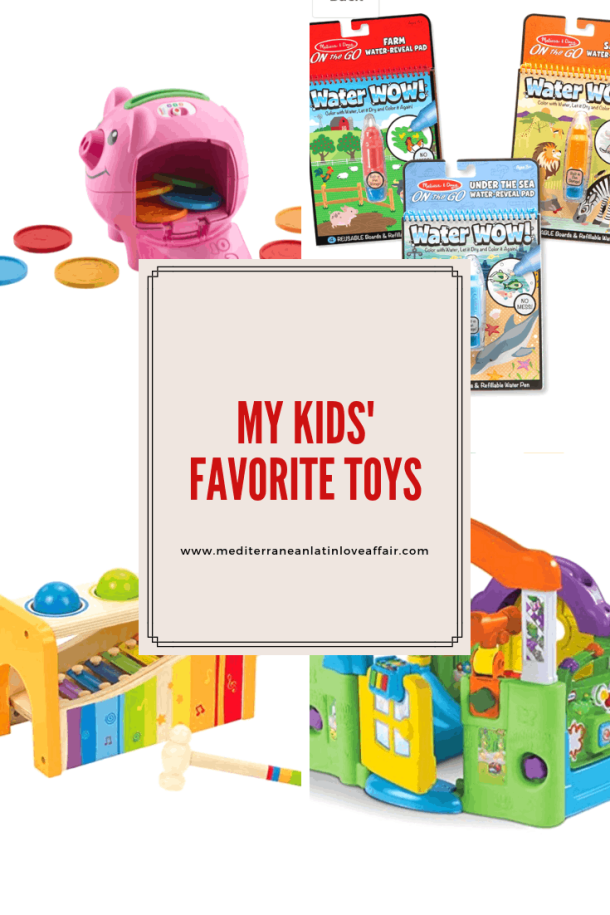 My Kids Favorite Toys