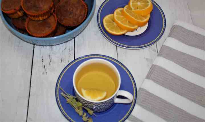 Mountain Tea with Lemon - Albanian Caj Mali