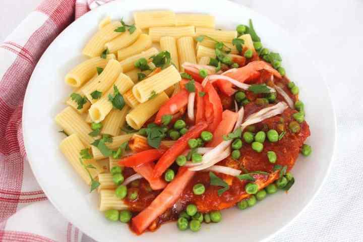 Bolivian Picante De Pollo – Chicken In Spicy Sauce