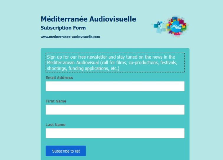 mediterranee-application-form